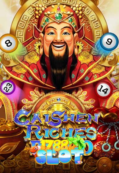 Caishenriches