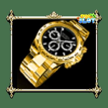 สัญลักษณ์พิเศษ นาฬิกาทอง