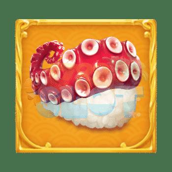 สัญลักษณ์พิเศษ Tako Sushi