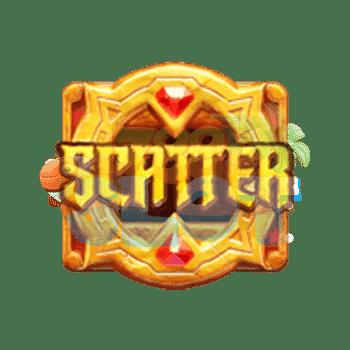 Aztec Scatter Symbol