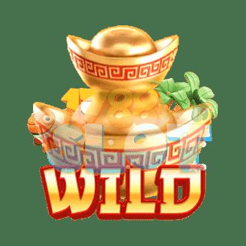 Jewels of Prosperity Wild Symbol