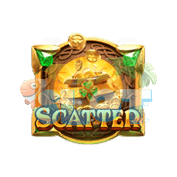 Leprechaun Riches Scatter Symbol
