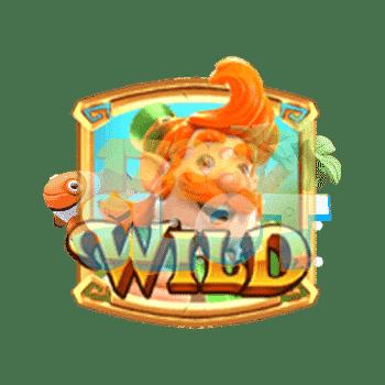 Leprechaun Riches Wild Symbol