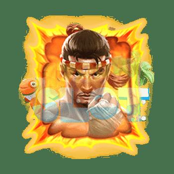 Muay Thai Champion Symbol 1