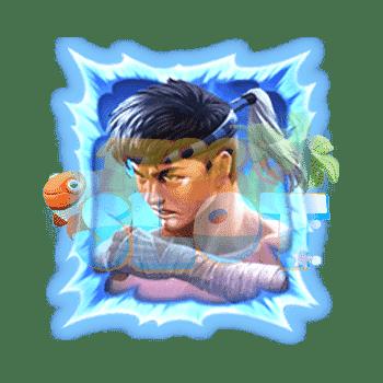 Muay Thai Champion Symbol 2