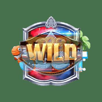 Muay Thai Champion Wild Symbol