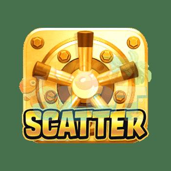 Scatter Symbol Heist Stake