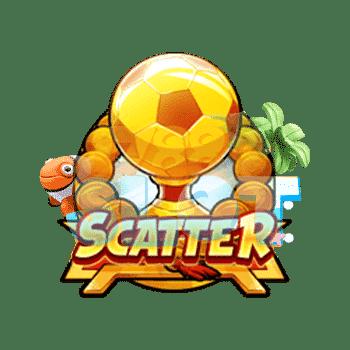 Scatter Symbol Shaolin Soccer