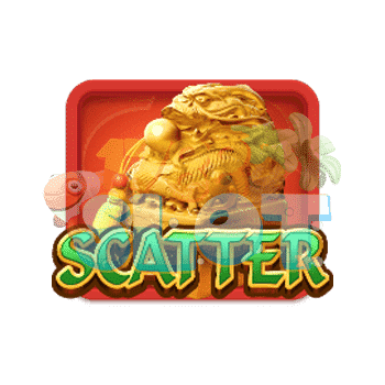 Scatter Symbol Ways-of-the-Qilin