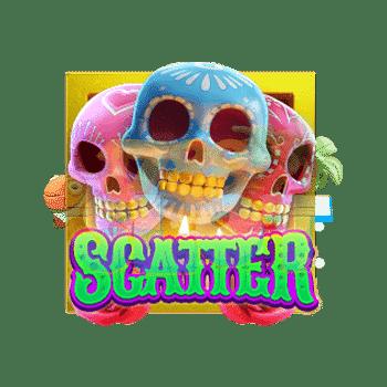 Scatter Symbol Wild Bandito