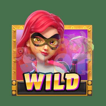Wild Symbol Heist Stakes