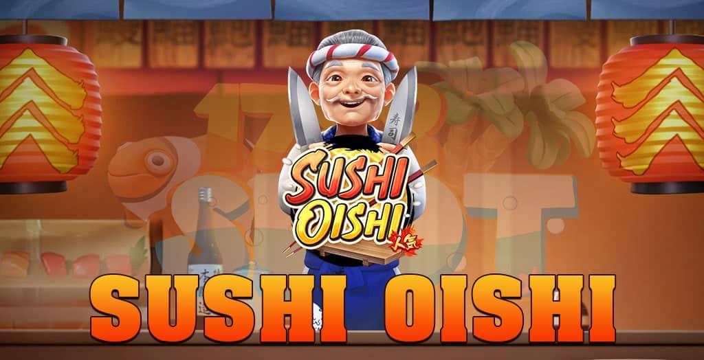 banner sushi oishi