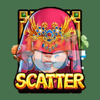 Flirting Scholar Scatter Symbol