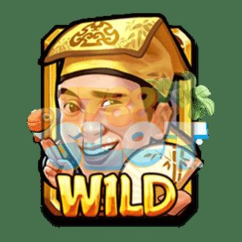 Flirting Scholar Wild Symbol