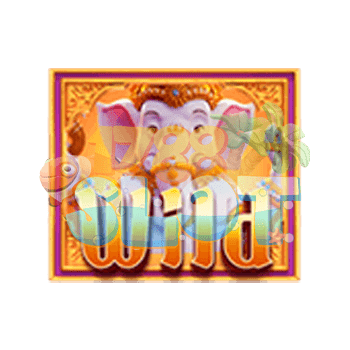 Ganesha Fortune Wild Symbol