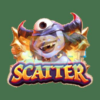 Gem Saviour Conquest Scatter Symbol