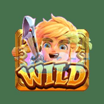 Gem Saviour Conquest Wild Symbol